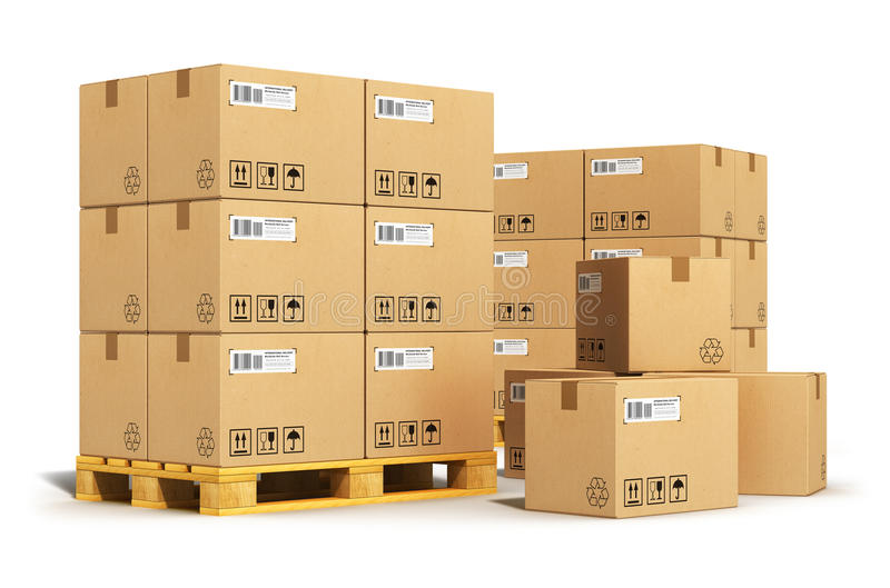 cardboard-boxes-shipping-pallets-creative-abstract-cargo-delivery-transportation-logistics-storage-warehouse-industry-34659463